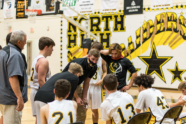2020-12-04 - Sullivan North JV Boys vs Kachea Wildcats @ North