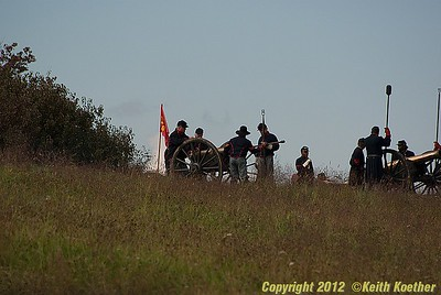 2012 150th Anniversary of the Battle of Perryville Kentucky