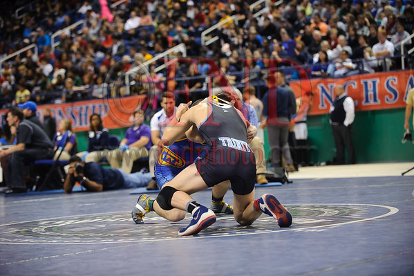 Tyler Johnson 138 2A Championship Final