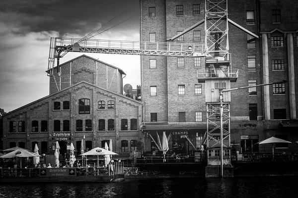 Duisburg Hafen Streetfotografie 22.6.19