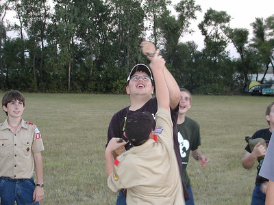 Fall Camporee August 2002