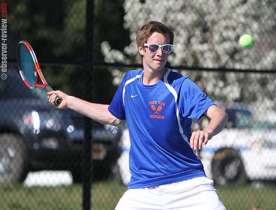 Penn Yan Tennis 5-6-13