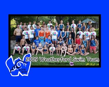 2009 Swim Season