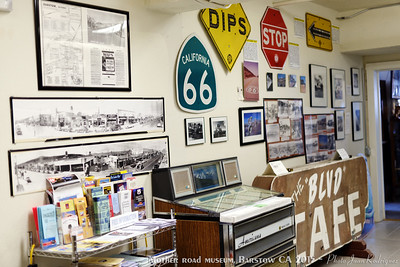 Mother Road Museum, Barstow CA (USA)