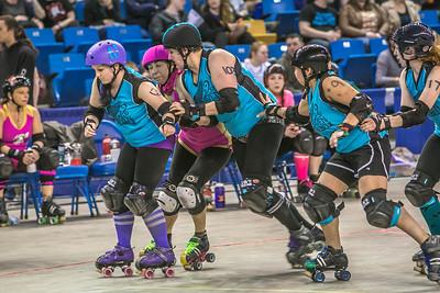 Championship Bout - Raven Rebels vs. Yukon
