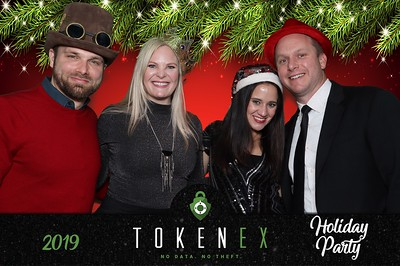 Tokenex Holiday Party 2019
