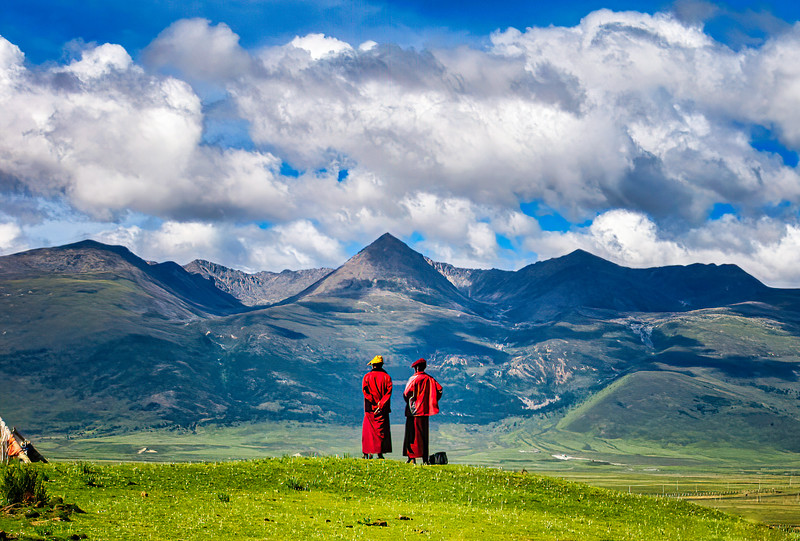 Litang, Tibet