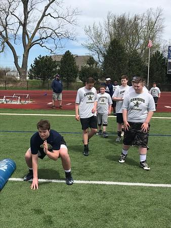 Football Clinic 5/5/19