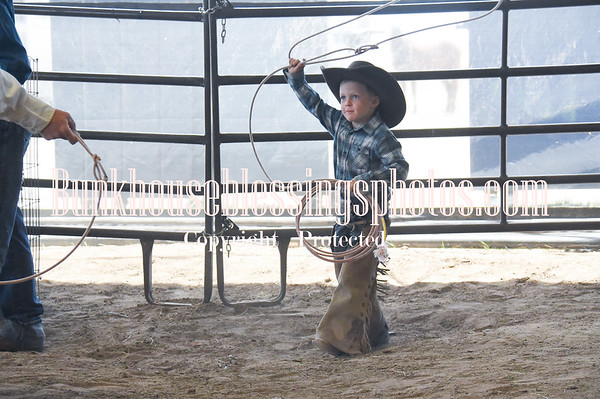GOAT ROPING - YOUTH
