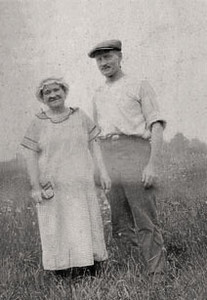 Otto and Margaret Herdrich