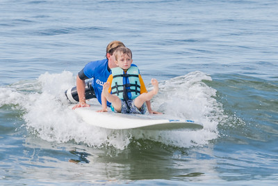Bryce Surfing Long Beach / Surf for All Camp July 2019