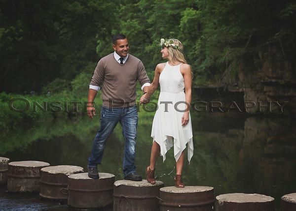 Raeann & Justin Engagement