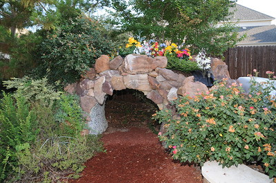 7-21-2012 Backyard Flowers