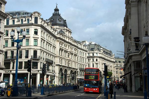 London - Downtown Shopping