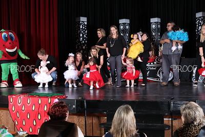 Toddler Miss Awards