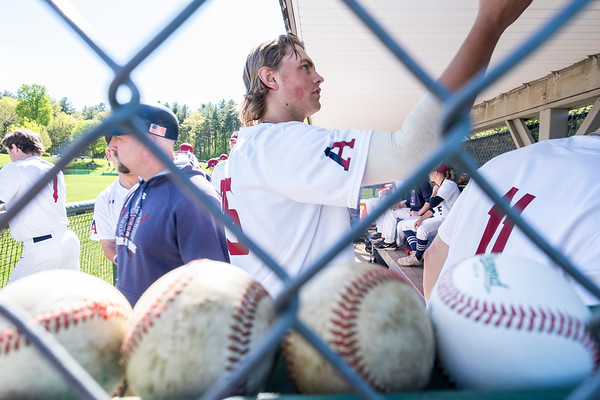 2019 Varsity Baseball vs. Hotchkiss