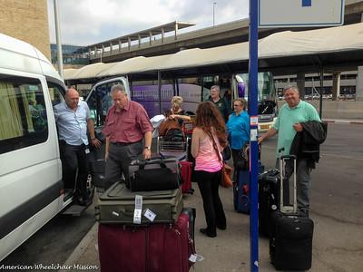 Arrival to Israel & Jerusalem