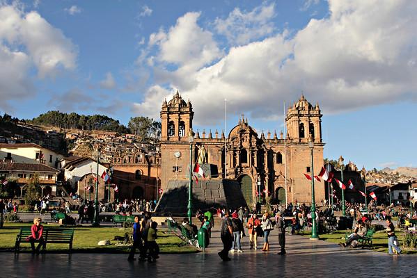 Cusco, our home