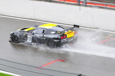 Spa Francorchamps Euro Race 2012