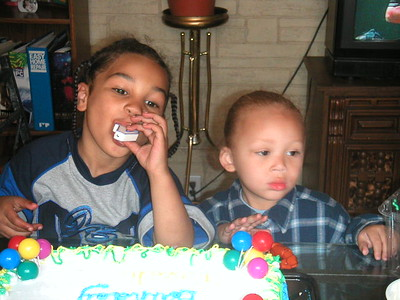 Isaiah's 4th Birthday