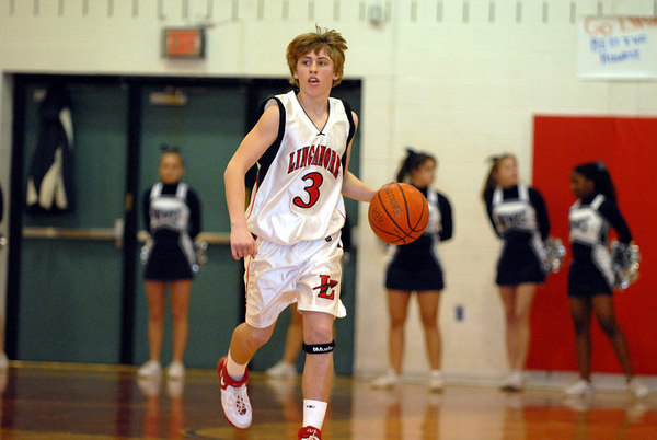 Urbana High Hawks  at Linganore High School, Boys Varsity Basketball