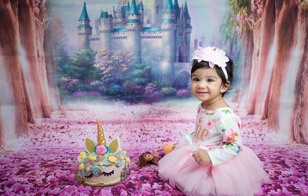 Sofia's Cake Smash