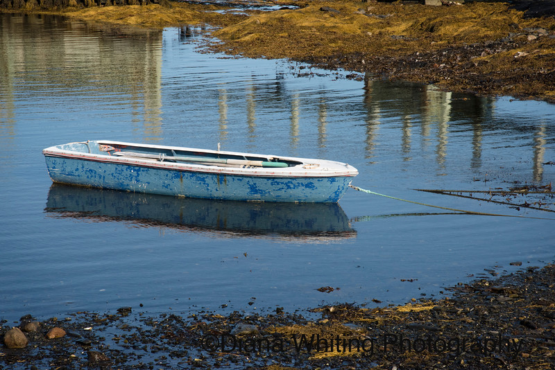 Quaint Fishing Village of Blue Rocks, Nova Scotia