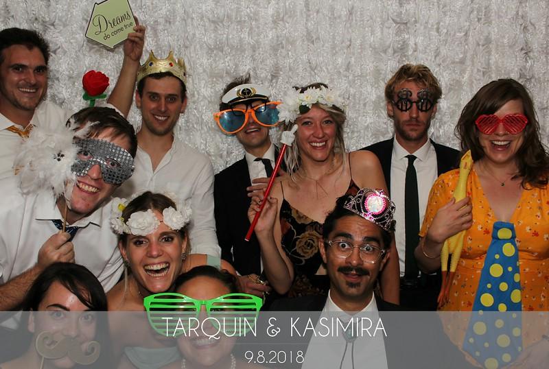 Los Poblanos wedding with ShutterBooth