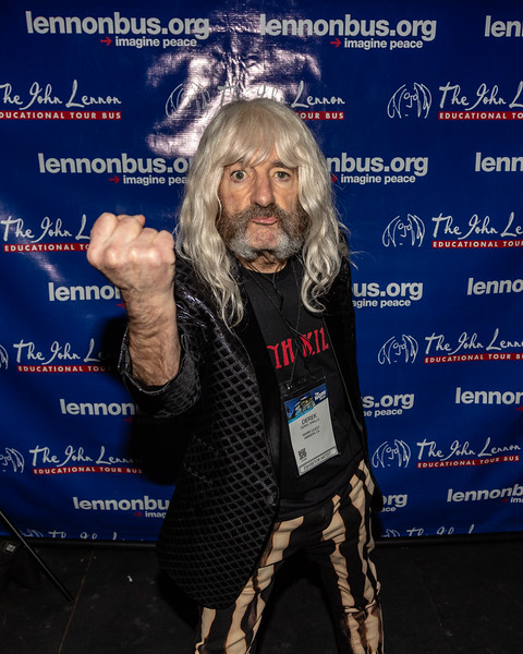 2019_01_26, Anaheim, CA, Imagine Party, NAMM, Derek Smalls