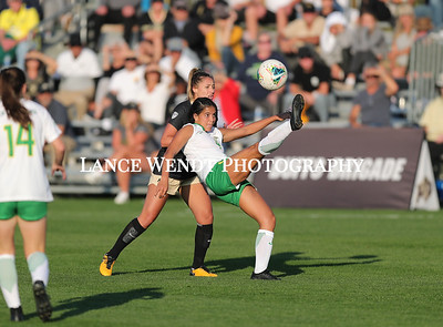 Oregon vs Colorado WSOC