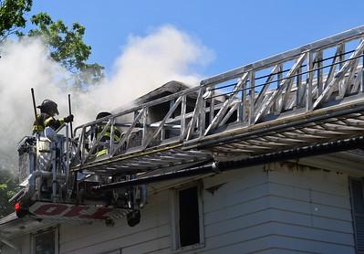 House Fire - Roxborough Rd, Rochester, NY - 6/6/20