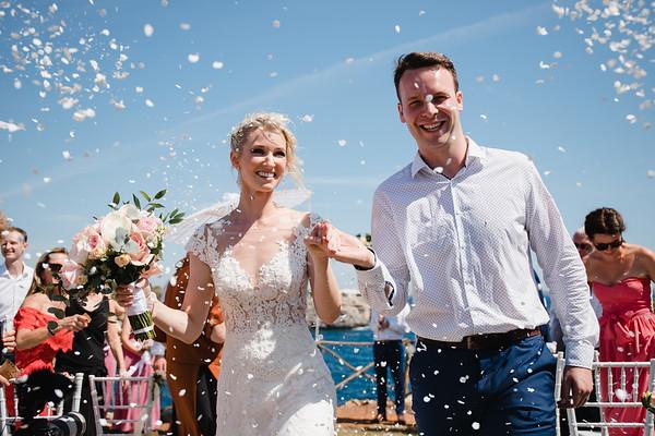 Ben & Brogan - Wedding
