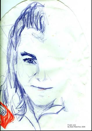 CrayonSketchAtMacaroniGrill