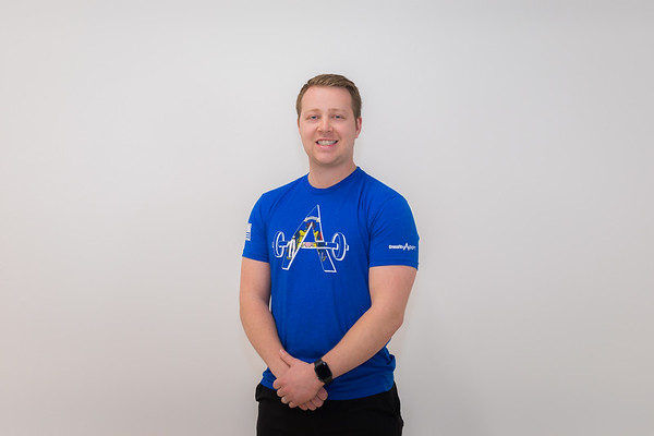 Adept CrossFit Coaches Headshots