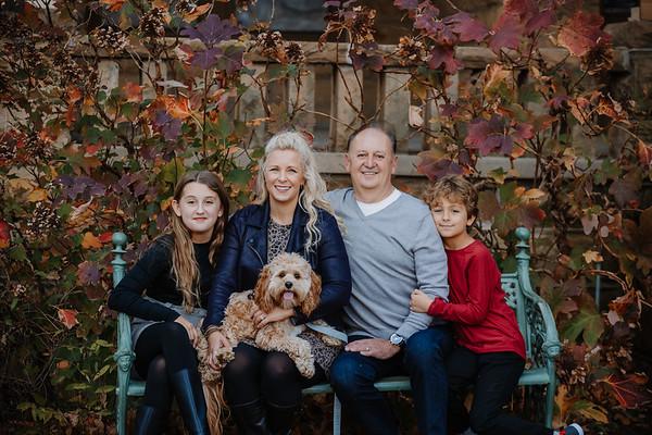 Blevins Family 2020