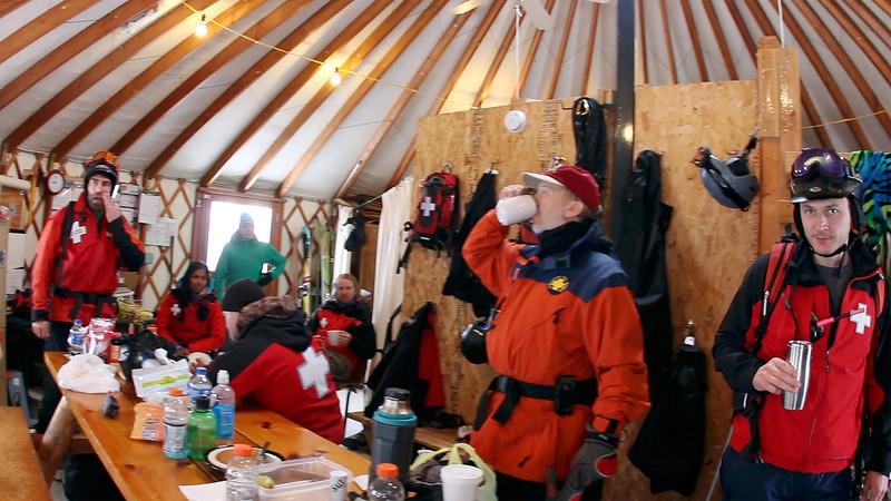 Mount Bohemia Ski Patrol
