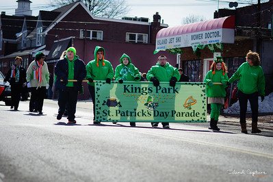 Highlights of KP St. Patty's Day Parade