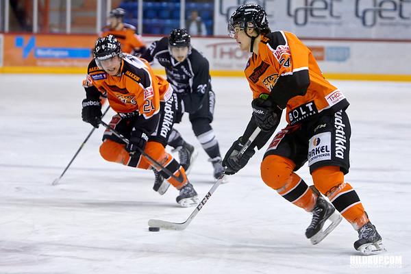 Frisk Asker - Rosenborg Ishockeyklubb (01.12.13)