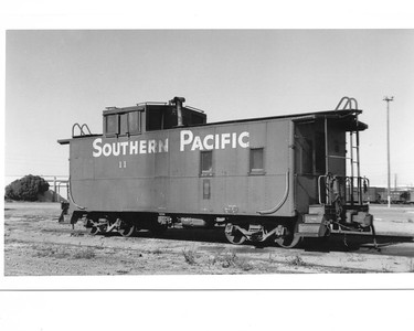 Southern Pacific Cabooses