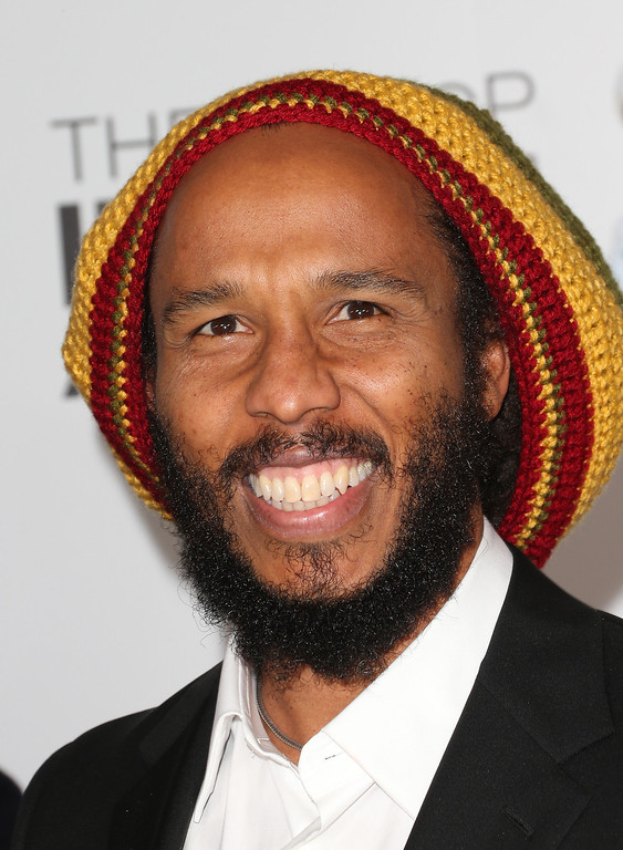 . LOS ANGELES, CA - FEBRUARY 01:  Singer Ziggy Marley attends the 44th NAACP Image Awards at The Shrine Auditorium on February 1, 2013 in Los Angeles, California.  (Photo by Frederick M. Brown/Getty Images for NAACP Image Awards)