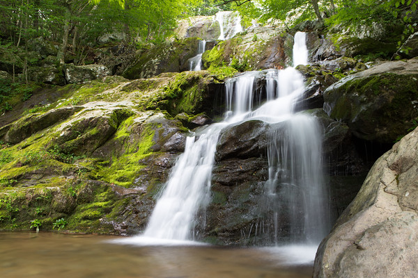 Shenandoah Waterfalls