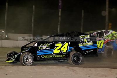 Newport Chevrolet NE Dirt Track Championships-Day 2-09/21/19
