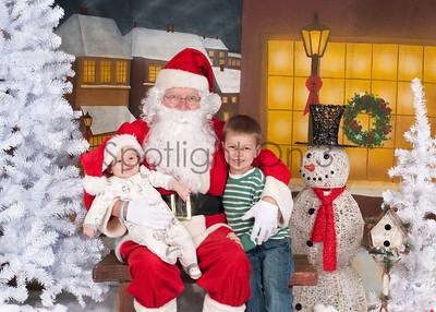 AACA Meet Santa Claus 2012