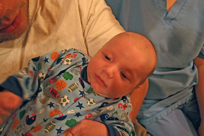 8-5-11 Asher at Home