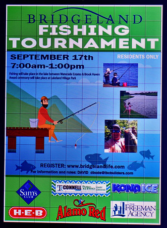 Bridgeland 1st Annual Fishing Tournament