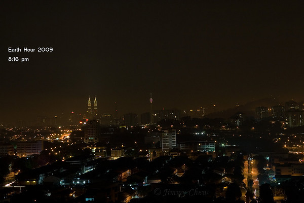 Earth Hour 2009 (28 March)