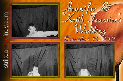 Jennifer & Keith Fournier's Wedding