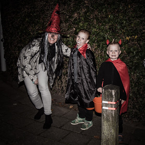 Trick or treat 2015