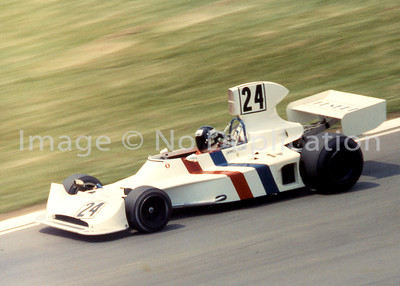 Formula 1 British Grand Prix Brands Hatch 1974