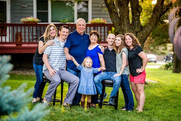 Abbey C. Family